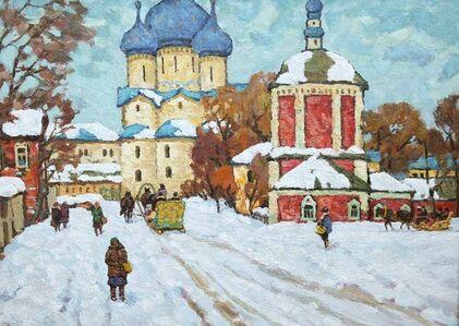 Winter in Suzdal