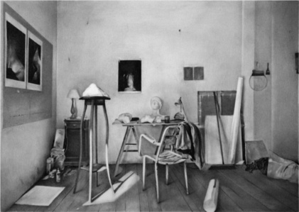 Untitled (Studio #19/Pailhès)