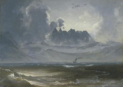 The Mountain Range 'Trolltindene'