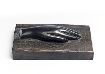 Ebony sculpture