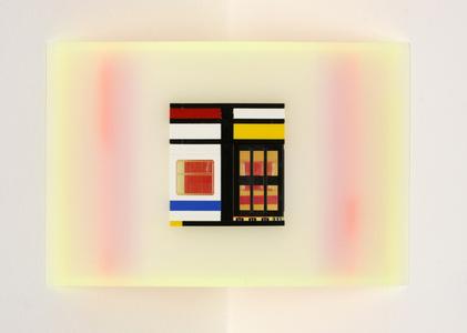 Mondrian's corner Ⅰ