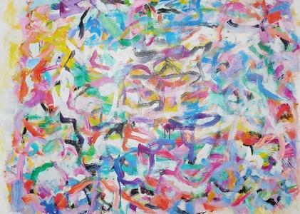Untitled, Pastel Series
