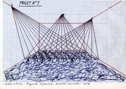 Spatial Projects series (Serie Proyectos espaciales)