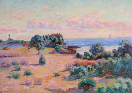 Agay, Phare de la Baumette, Baie de Boulouris