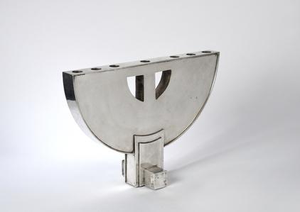 Spectacular Silver Candelabra