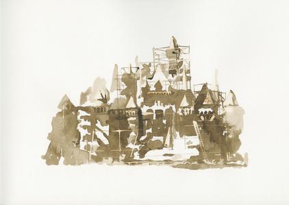Rebuilding the castle