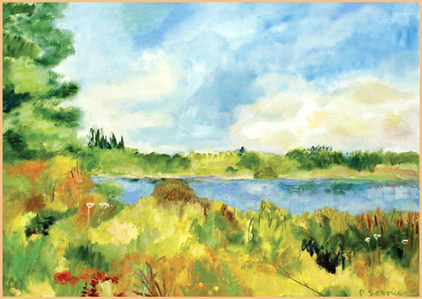 Chaperon's Lake