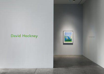 David Hockney: The Yosemite Suite
