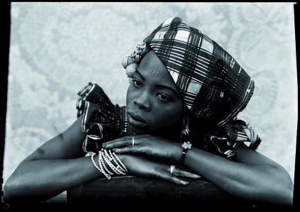 Malian woman portrait