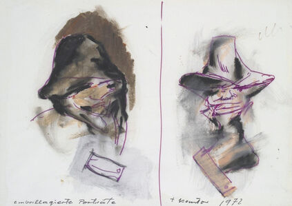 Portraits- wrappings