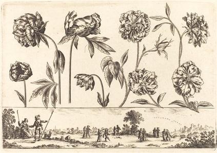 Flower Print no.7