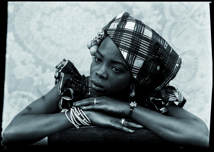 Malian woman portrait