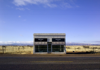Near Marfa, Texas