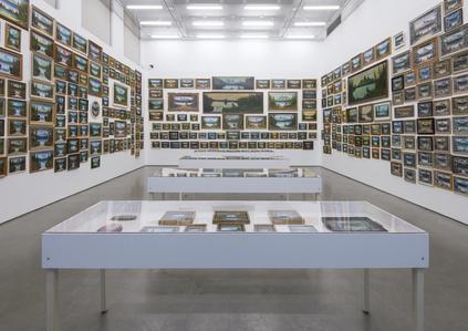 Levine Flexhaug - A Sublime Vernacular: The Landscape Paintings