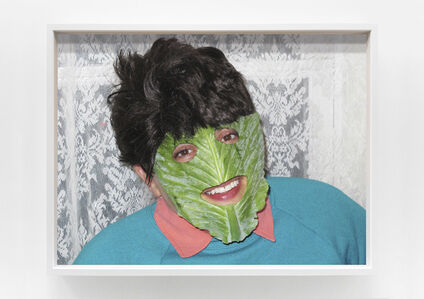 Self-portrait as Fred Cabbage by JeffWysaski