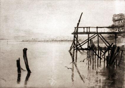 Low Tide, c1920