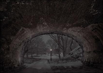 Eaglevale Arch Looking North