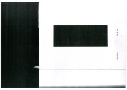 Ad Reinhardt Last Paintings p.41