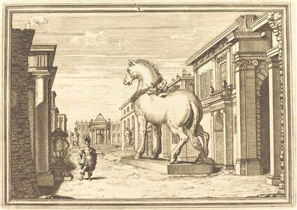 Il Greco in Troia: Plate 2