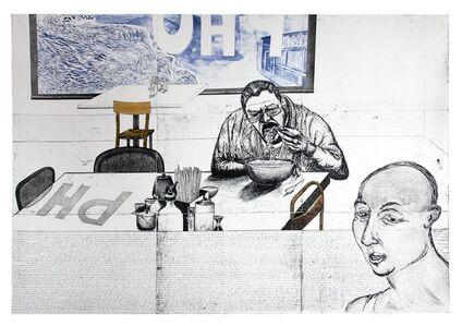 Fall: Artist Eats Pho