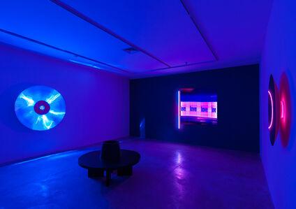Chris Levine: Light is Love