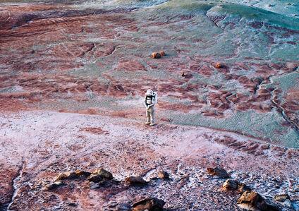 Mars Desert Research Station #5,   Mars Society, San Rafael Swell, Utah