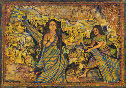 Draupadi and the Game of Dice