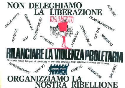 La Violenza Proletaria