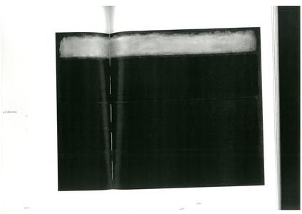 Mark Rothko Untitled p.200 - 201