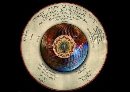 The Mirror Ball Constellation No.3