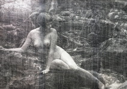 Nude by the River