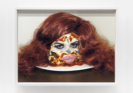 Self-portrait as Lasagna Del Rey by thestrutny