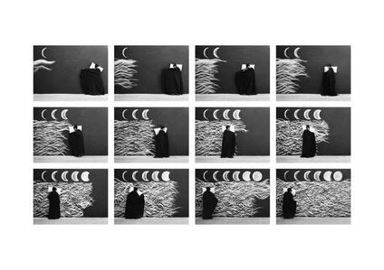 The Moon is Asleep