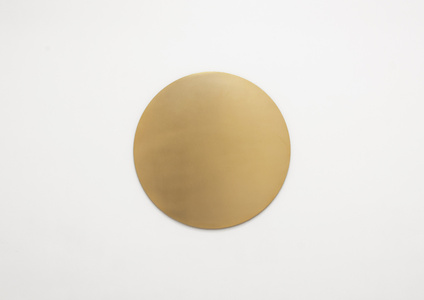 Untitled (Golden Circle)