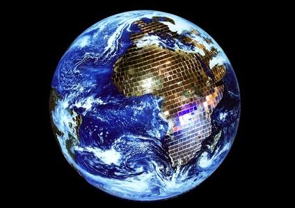 The Mirror Ball Constellation No.2
