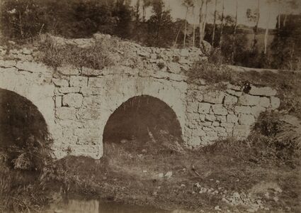 Stone Bridge Saurat