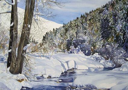 Winter Bend (Heavy Snow)