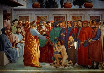 Saint Peter Raising the son of Theophilus