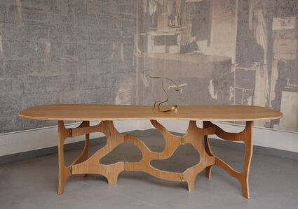 Meanders Dining Table
