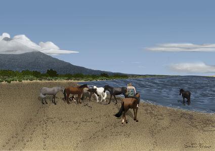 A Gentle Herd