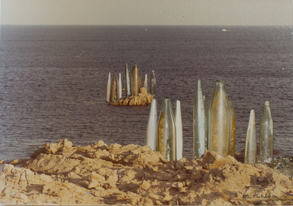 Tubes at Coast near St. Tropez