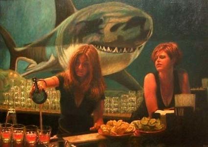 Shark Club #2: Emy's Shots