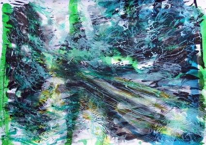 Irișoara Creek