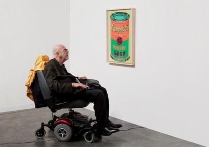 Gagosian, Chuck Close and Andy Warhol, Art Basel