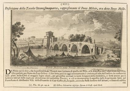 Ponte Milvio, detto Ponte Molle
