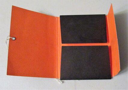 """A.D. Presents Paul Rand"", 1947, Exhibition Catalog, The Directors of A.D. Gallery"