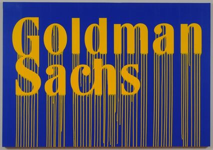 Liquidated Goldman Sachs - Blue
