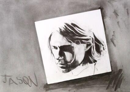 Unfinished Drawing (Kurt Cobain)