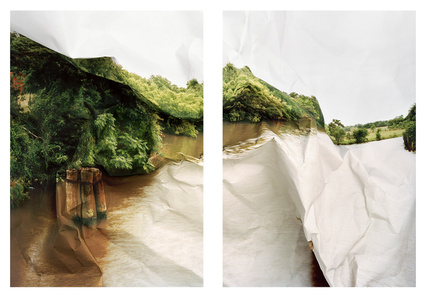 Response to Print of River Bend, Texas