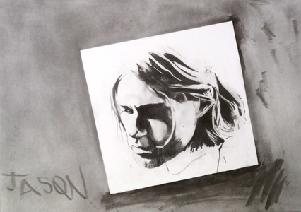 Unfinished Drawing (Kurt Cobain)
